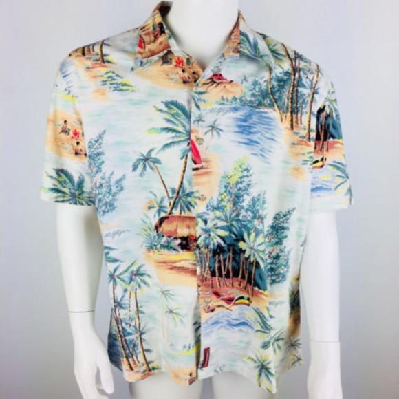 Red Label Hilfiger Hawaiian Shirt